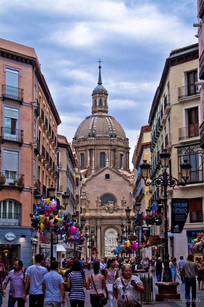 Сарагоса - столица Арагона